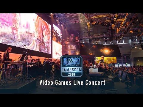 Video Games Live Concert at gamescom 2016