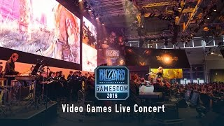 Video Games Live Concert at gamescom 2016