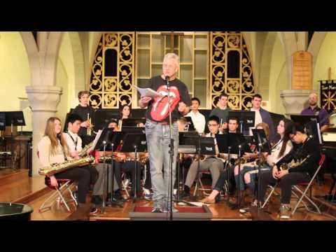 BCS Stage Band - In the Midnight Hour, Superstition & Uptown Funk
