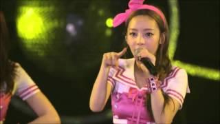 kara 「サンキューサマーラブ」 2nd japan tour 2013 karasia  【hd】