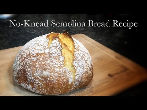 no-knead-semolina-bread-recipe