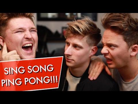 SING SONG PING PONG   ft. Conor Maynard and Mikey Pearce