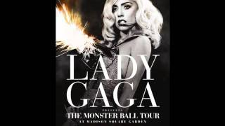 Lady Gaga - Speechless (The Monster Ball Tour HBO Special) (Audio)