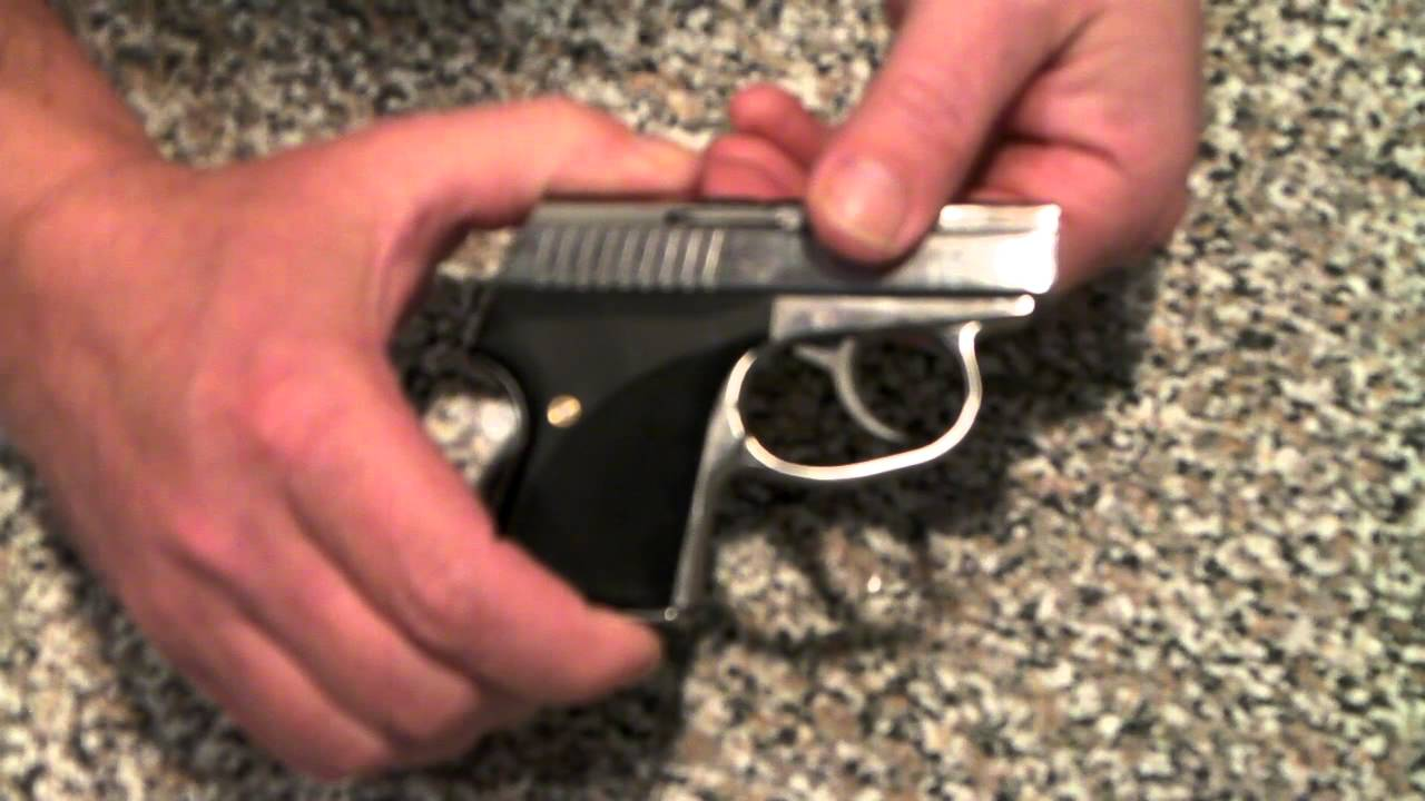 Seecamp  32 ACP in a Sneaky Pete holster  Mousegun madness!