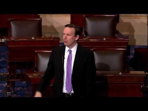 Senator Murphy Speaks Against Scott Pruitt Nomination for Environmental Protection Agency