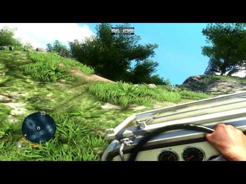 Far Cry 3 - (Survival) Gameplay on GeForce GTX460 non Core 2 Quad Q8300/4GB |