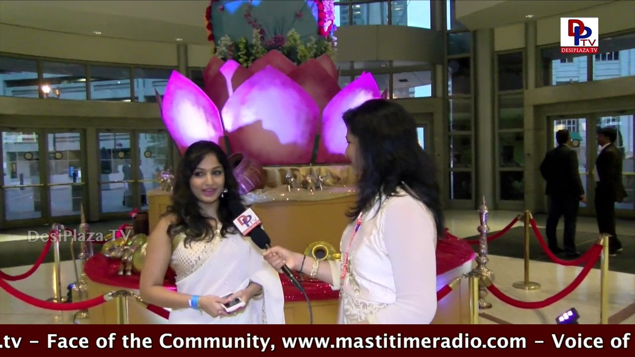 Interview with Madhvai Latha - Actress at  TANA Conference - 2017 - St Louis