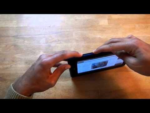 Acer Iconia B1 Take Screenshot - How To Take A Screenshot With Acer Iconia B1 A71