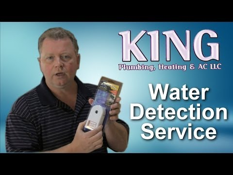 Leak Detection Services in The Colony