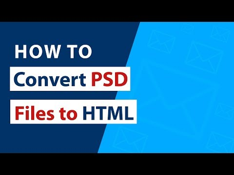 How To Convert PSD Files To HTML Using Photoshop To HTML Converter ?