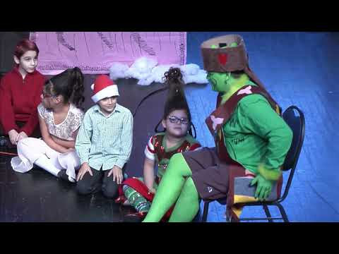 Saginaw Chippewa Academy Winter Program