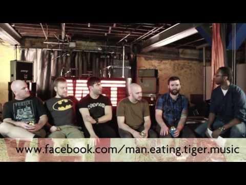 Man Eating Tiger