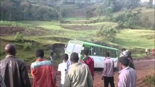 Ethiopia bus