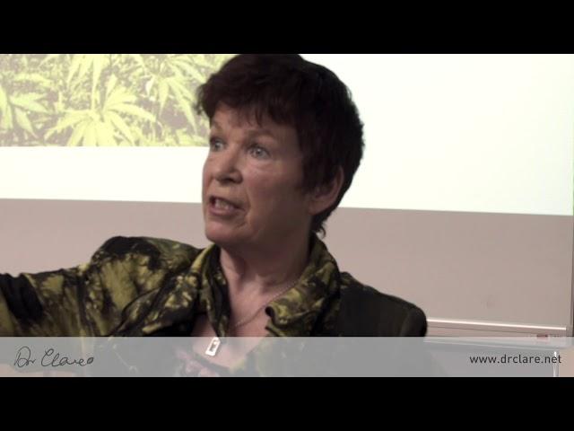Dr Clare CBD talk