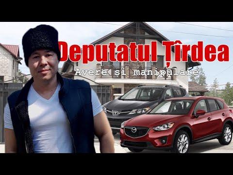 Deputatul Țîrdea: Avere