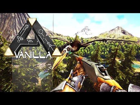 ARK Vanilla EP24  - Tamando Quetzal De Shocking Darts Melhor Tranquilizante!