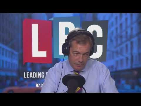 Nigel Farage Discusses Madrid's Arrest Warrant for Catalan Leader