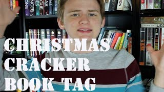 THE CHRISTMAS CRACKER BOOK TAG Thumbnail