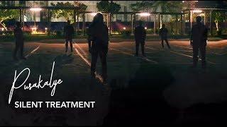 SILENT TREATMENT ( Official Audio - Lyric Video ) - Pusakalye