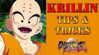 Dragon Ball FighterZ - Krillin Tips & Tricks