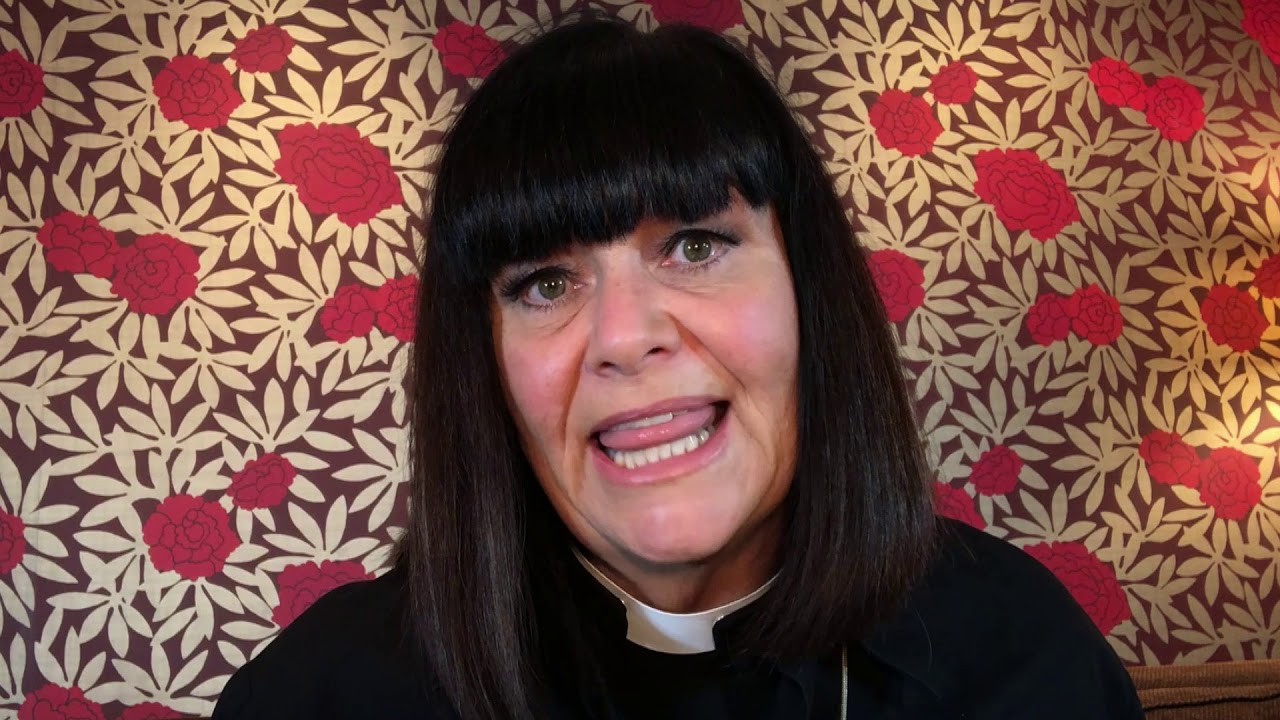 Vicar Of Dibley 2020 Christmas Special The Vicar of Dibley Returns for a Lockdown Sermon   The Big Night