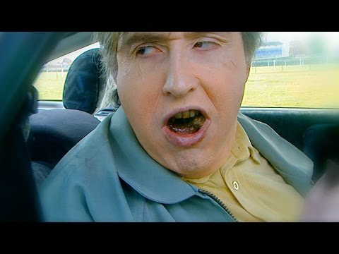 Alan Rows With Fellow Guest Part 2 - I'm Alan Partridge - BBC
