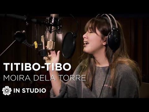 Moira Dela Torre - Titibo-tibo   Himig Handog 2017 (Official Recording Session)