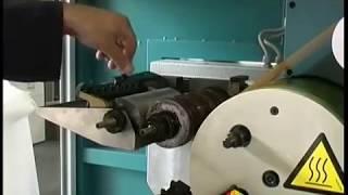 Печать скотча с логотипом(Процесс подготовки и печати скотча на клейкой ленте с помощью флексографической машины Более подробно:..., 2017-02-01T21:07:26.000Z)