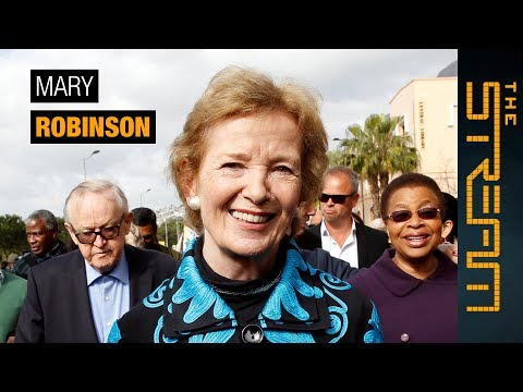 Interview: Mary Robinson's climate change mission | The Stream