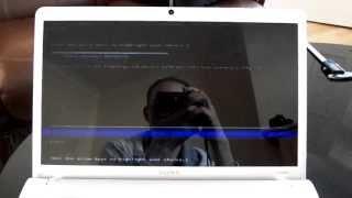 SONY VPCEE Graphics processing unit problem