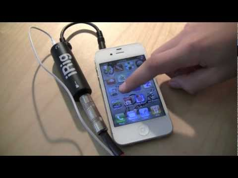 iRig: Plug your guitar into your iPhone and your ready to Jam!