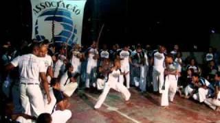 Iê Capoeira - Junior: Graduação-corda verde