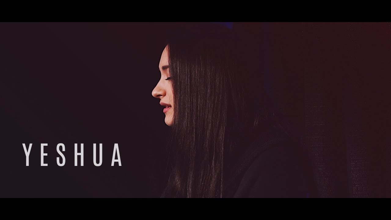 YESHUA + YOUR GREAT NAME (spontaneous soaking worship cover)