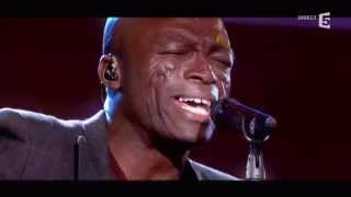 "Seal, en Live avec ""Every Time I"