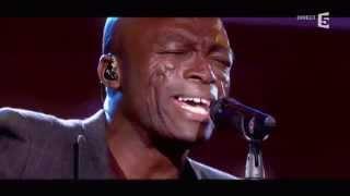 "Seal, en Live avec ""Every Time I"