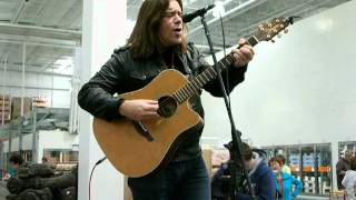 "Alan Doyle, Break It Slow, Costco ""Boy On Bridge"" Promo Appearance, St  John's"