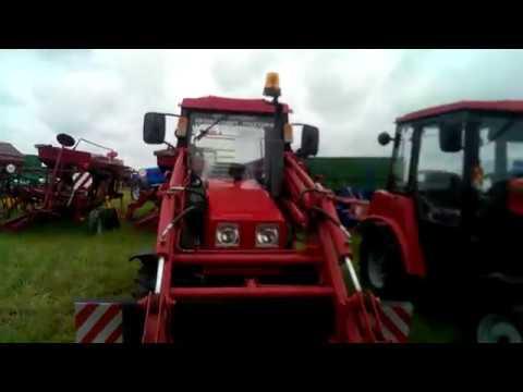 Трактор Беларус 320.4 М (МТЗ 320.4 M). - YouTube