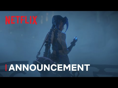 Arcane | Official Announcement | Netflix
