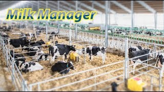 Milk Manager from Dairymaster