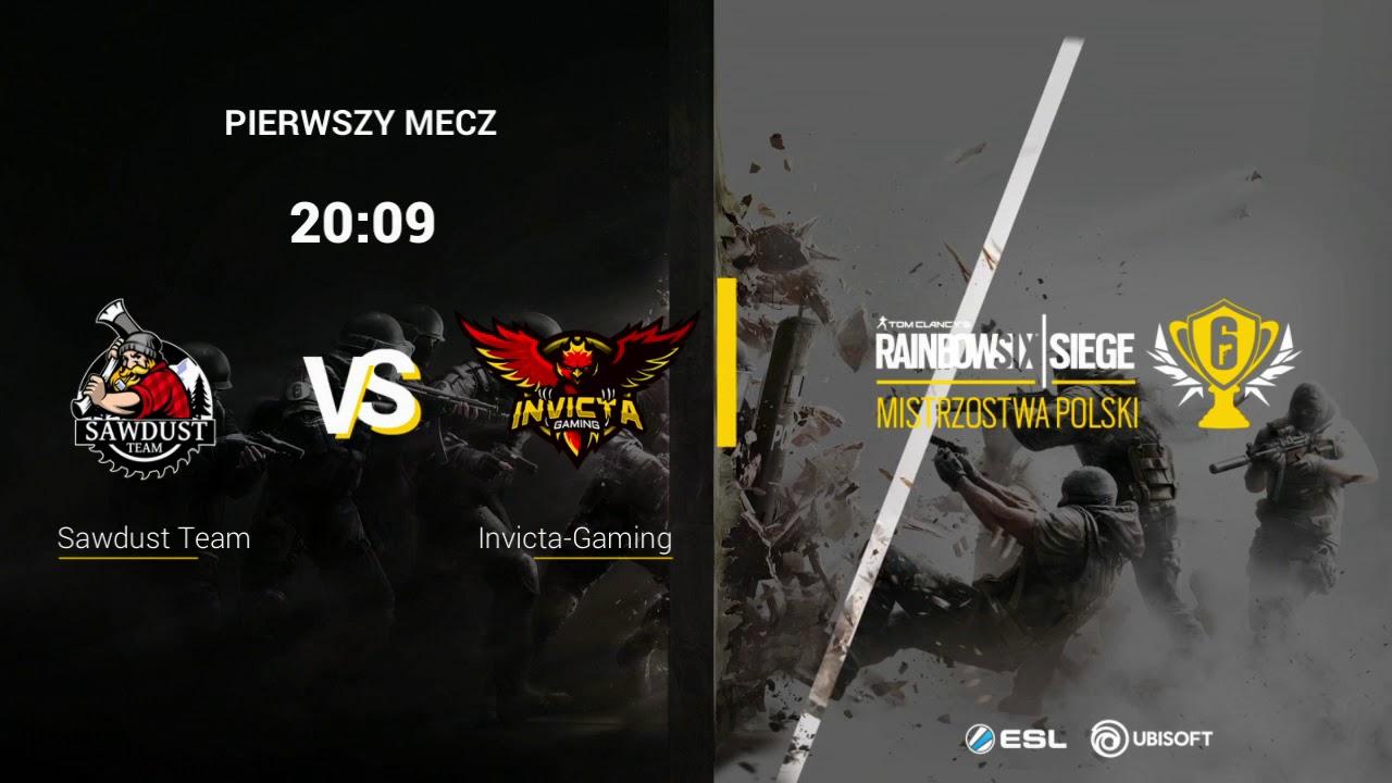 14.10.2017 – Mistrzostwa Polski Rainbow Six: Siege