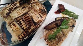 Lasagna de vegetales sin horno