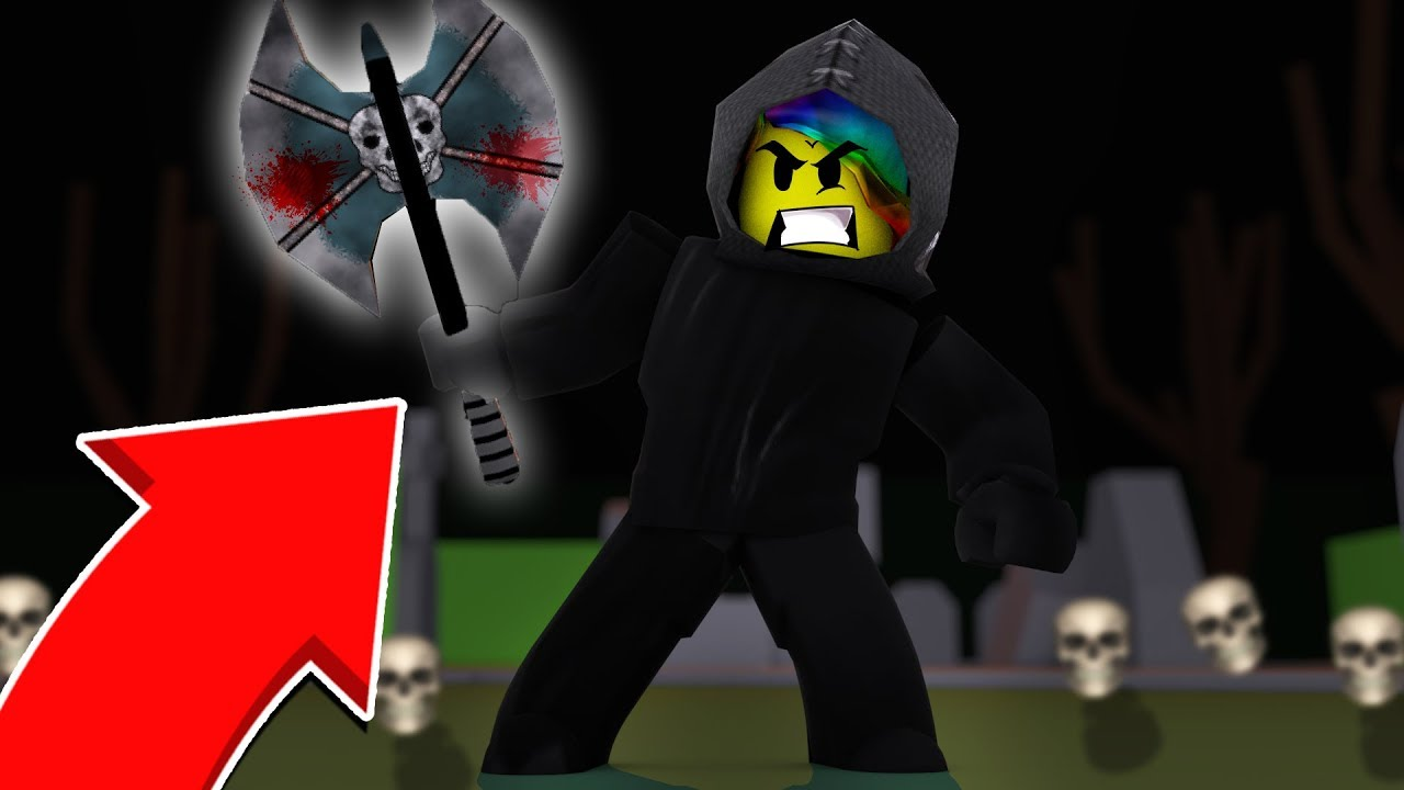 USING A 100 TRILLION KILLS ONLY WEAPON (Roblox Grim Reaper ...