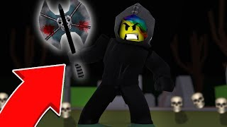 USING A 100 TRILLION KILLS ONLY WEAPON (Roblox Grim Reaper Simulator)