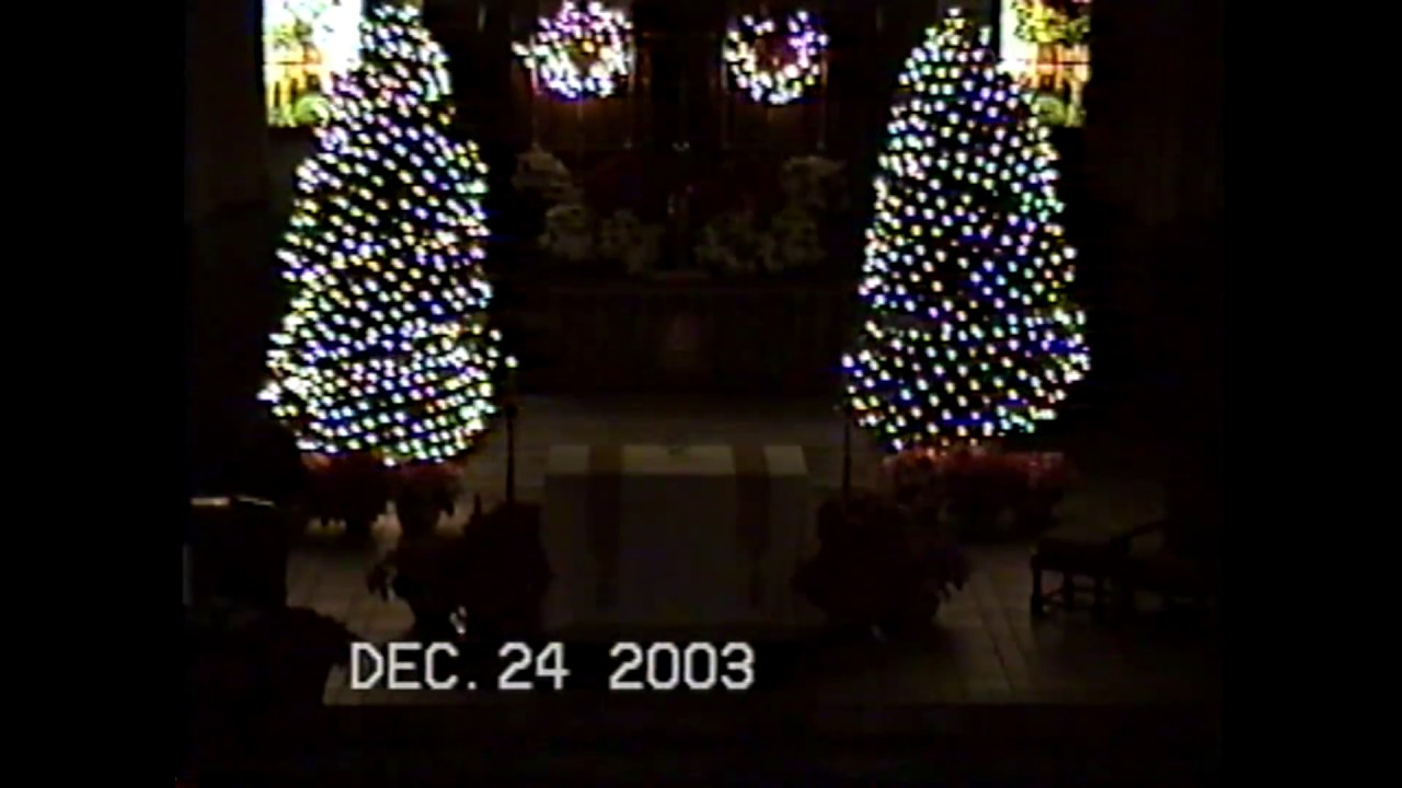 St. Peter's Christmas Eve - 12-24-03