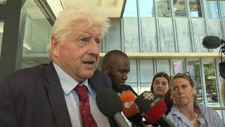Boris Johnson's father welcomes his son's nomination as PM | AFP