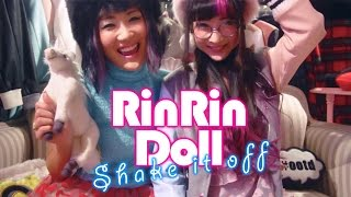 Shake it Off - Taylor Swift (cover) by RinRin Doll ft. A-Dream & mayu