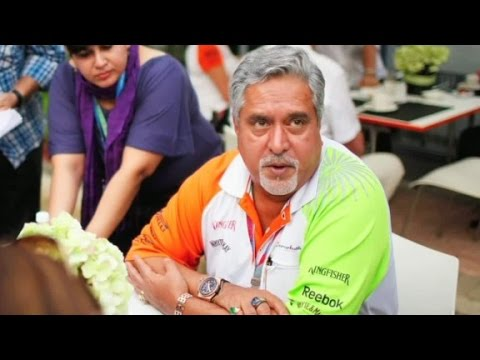 India Revokes Beer Baron Vijay Mallya's Passport