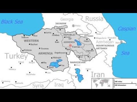 Зачем Россия отдала туркам гору Арарат? Подлый Московский договор. Западная Армения.