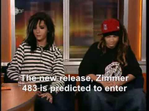 Tokio Hotel on JB Kerner Show - PART 1 - English subtitles