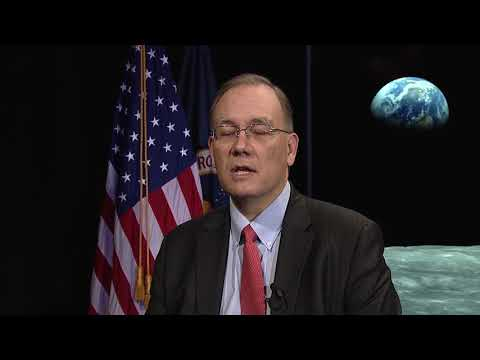 National Space Council's Scott Pace Comments on New Presidential Space Policy, Return to Moon